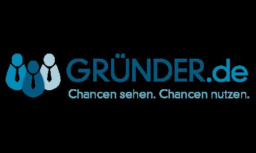 Gruender De Logo