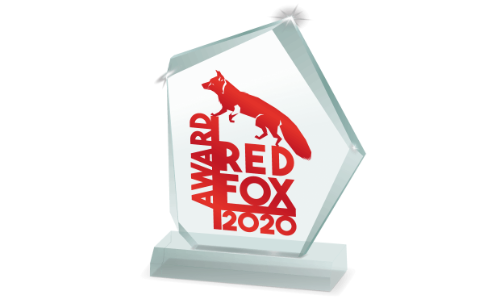 Red Fox Award 2020